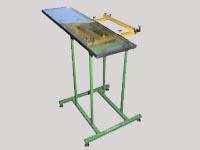 оборудование для производства окон пвх - сварочный станок