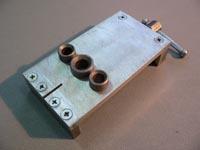оборудование для производства металлопластиковых окон - шаблон под ручку