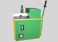 оборудование для пластиковых окон ПВХ - углозачистной станок